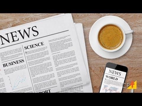 Características de um Jornal - Aula X Como Montar um Jornal Escolar - Professor Eventual Vol. IV