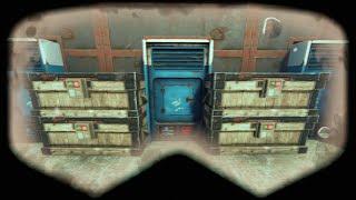 Raiding an UNDERWATER LOOT ROOM in RUST! (JACKPOT?)