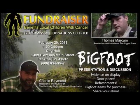 Bigfoot Event in Jenkins, KY - Highlights