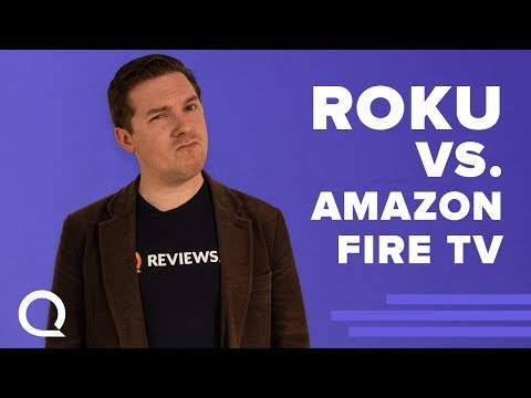 The Battle Of The Budget Streaming Platforms!! Roku Vs Amazon Fire TV