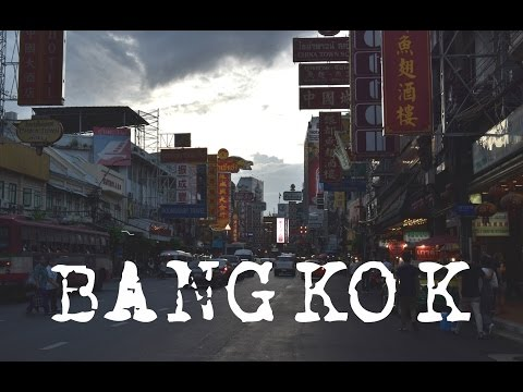 1 | BANGKOK: tuk tuk scam + boat noodles + floating markets