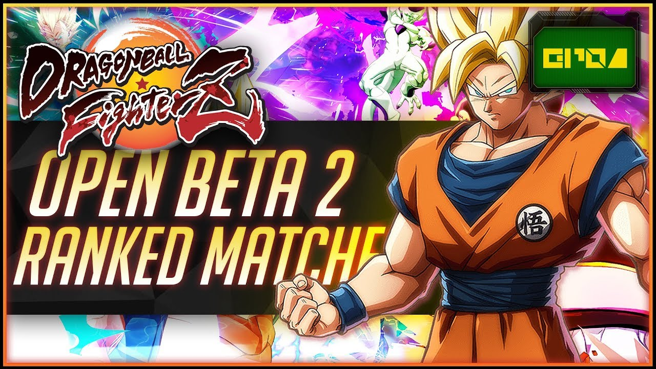 DBFZ Open Beta 2 / Summon Shenron / Ranked Matches [PS4]