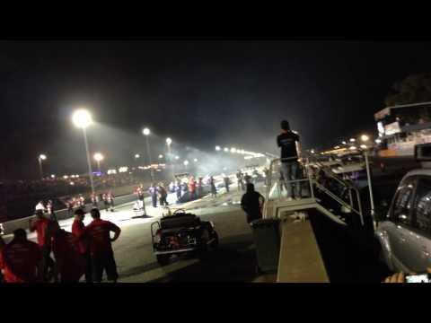 Hidden Valley Darwin Nitro up North  Top Fuel Drag Racing