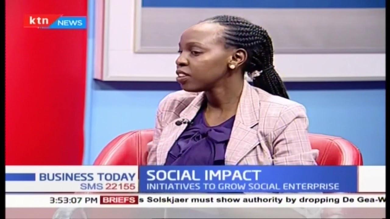 Social Impact: Initiatives to grow social enterprise