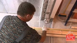 видео Утепление потолка на балконе: технология проведения работ