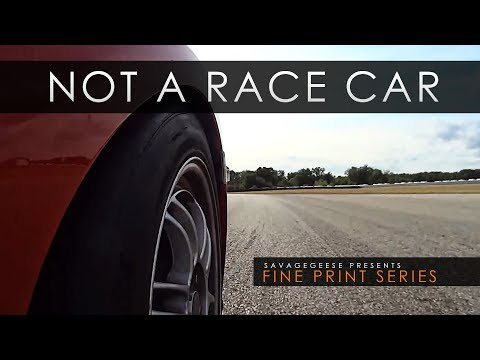 Performance Car Myths | Fine Print Series