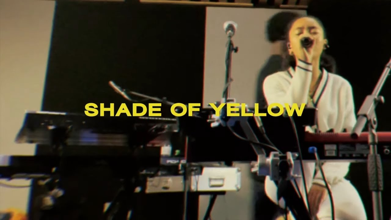 Griff - Shade of Yellow (Official Lyric Video)