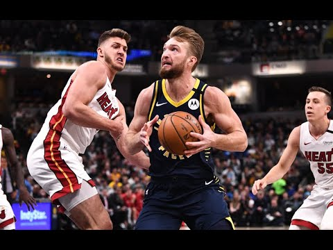 Indiana Pacers Highlights Vs. Miami Heat | January 8, 2020