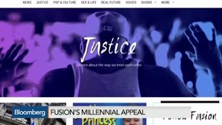 Fusion Woos Millennials With YouTube Star