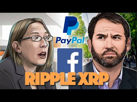 Ripple ceo discusses cryptocurrency xrp