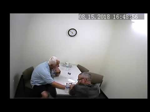 Chris Watts confides in his father