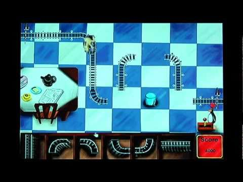 Wallace & Gromit: The Great Train Game RAGE!!