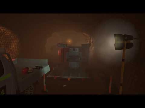 Underground in VR