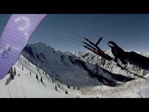 Speed Flying Aspen, Colorado // Bo Bridges VR