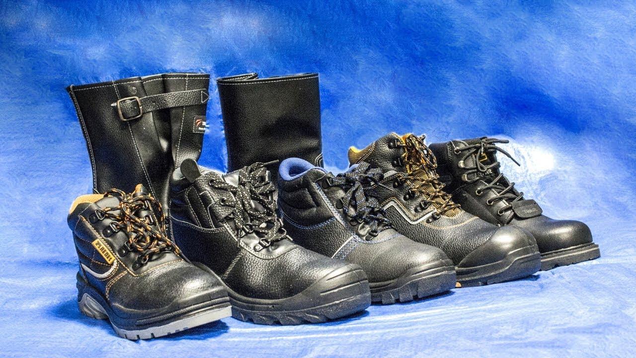 Утепленные рабочие ботинки на зиму: как выбрать?