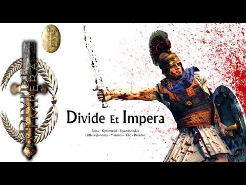 Установка мода Divide Et Impera V1.1e3 [Rome 2: Total War]