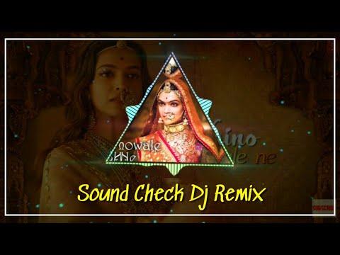 Naino Wale Ne - Sound Check DJ Remix Status   Bass Boosted
