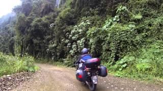 Viaje en moto - SALAR DE UYUNI - RUTA DE LA MUERTE
