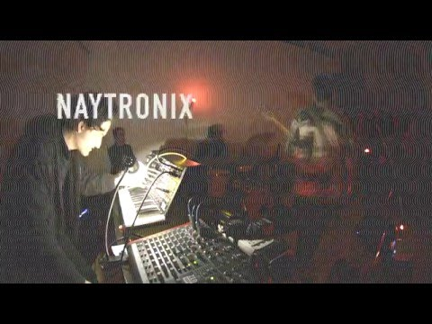 Naytronix - Mister Divine - January 2016