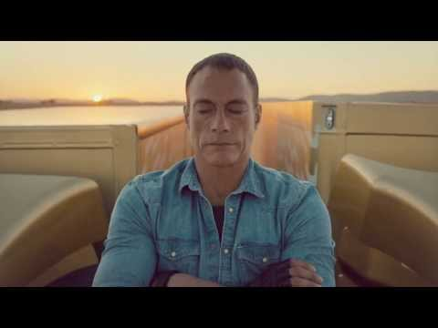 Жан-Клод Ван Дамм в рекламе грузовиков Вольво