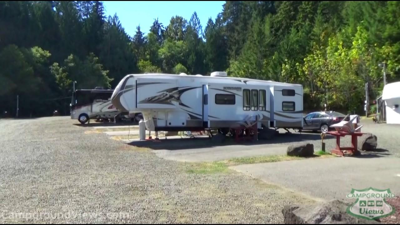 Glen Ayr Motel & RV Park Hoodsport Washington WA - CampgroundViews com