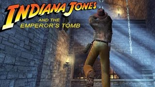 Индиана Джонс и Гробница Императора #5 - Подводный город и монетки