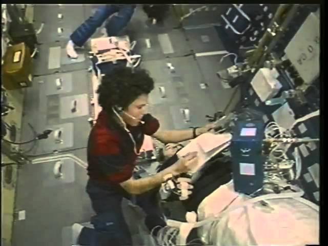 STS-71 Post Flight Presentation