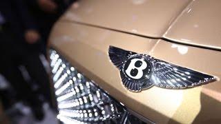 Queen of England Is First New Bentley Bentayga SUV Owner