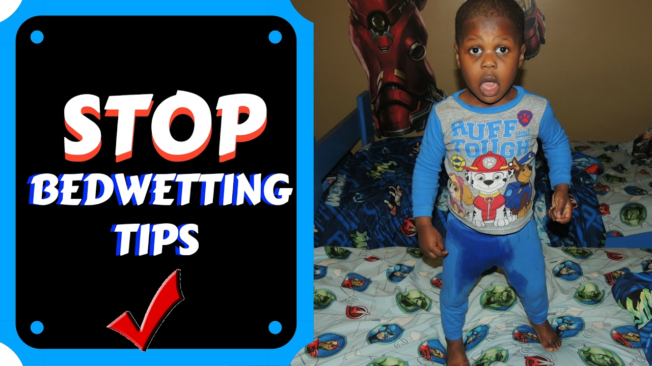How To Make Your Kid Stop Wetting The Bed