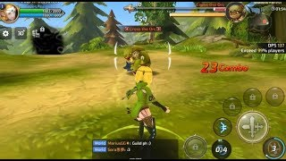 Dragon Nest M - Android Gameplay (iOS)