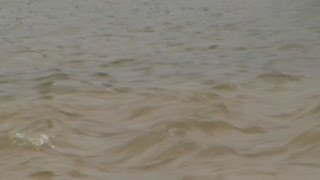 Raw: TX. Flood Waters Rise as Storm Moves North