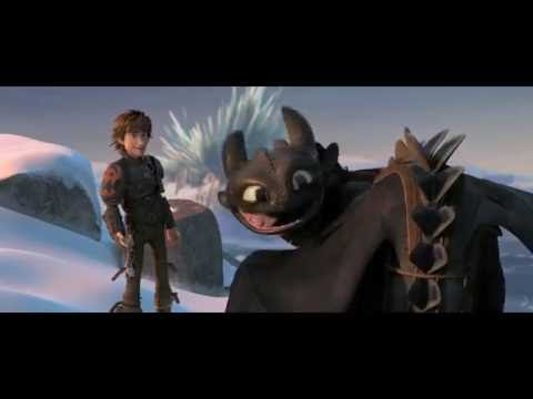 Kak Priruchit Drakona How To Train Your Dragon