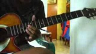 guitar cover salam rindu by bie.3gp