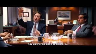 El Lobo de Wallstreet Trailer Oficial Subtitulado (2014)