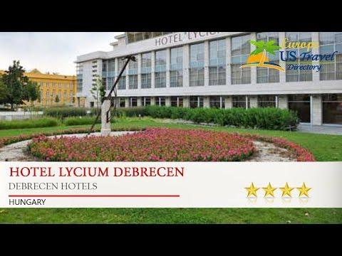 Hotel Lycium Debrecen - Debrecen Hotels, Hungary