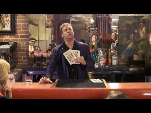 "Mitch Harwood Magic Bar ""Kate & Edith"""