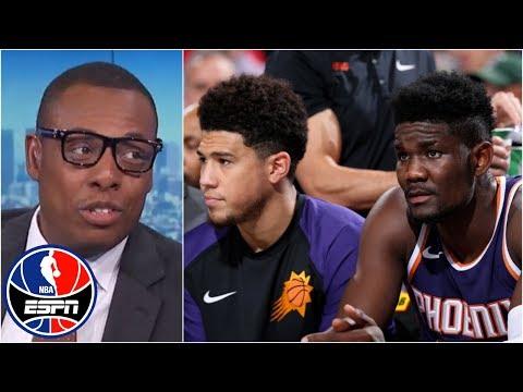 Deandre Ayton & Devin Booker are next Kevin Garnett & Paul Pierce, says Pierce | NBA Countdown