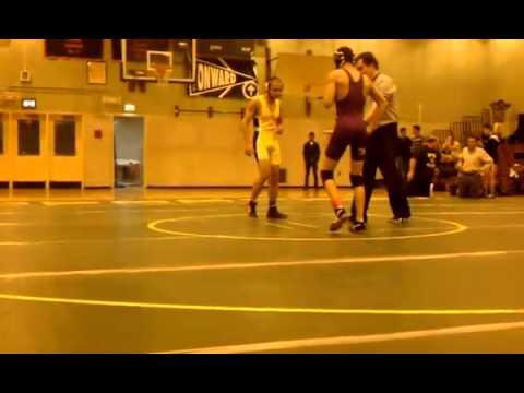 Michael Palamara (Bronx Science) Wrestling