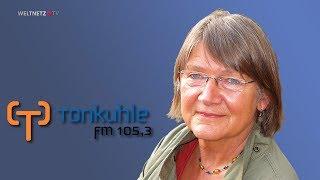 Demokratie in Bewegung - Rita Krüger zum G20 auf Radio Tonkuhle