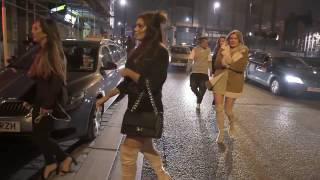 CHLOE FERRY PARTIES WITH CHARLOTTE CROSBY & SOPHIE KASAEI AFTER CBB EVICTION