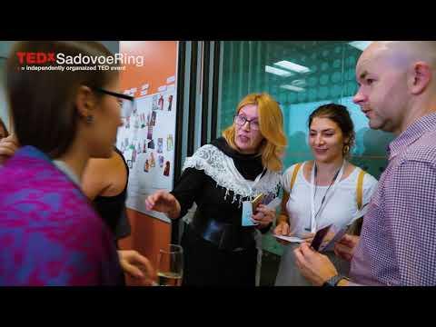 TEDxSadovoeRing Salon Event At Criteo Russia