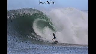 Hawaii Surfing Big Waves SONY 4K