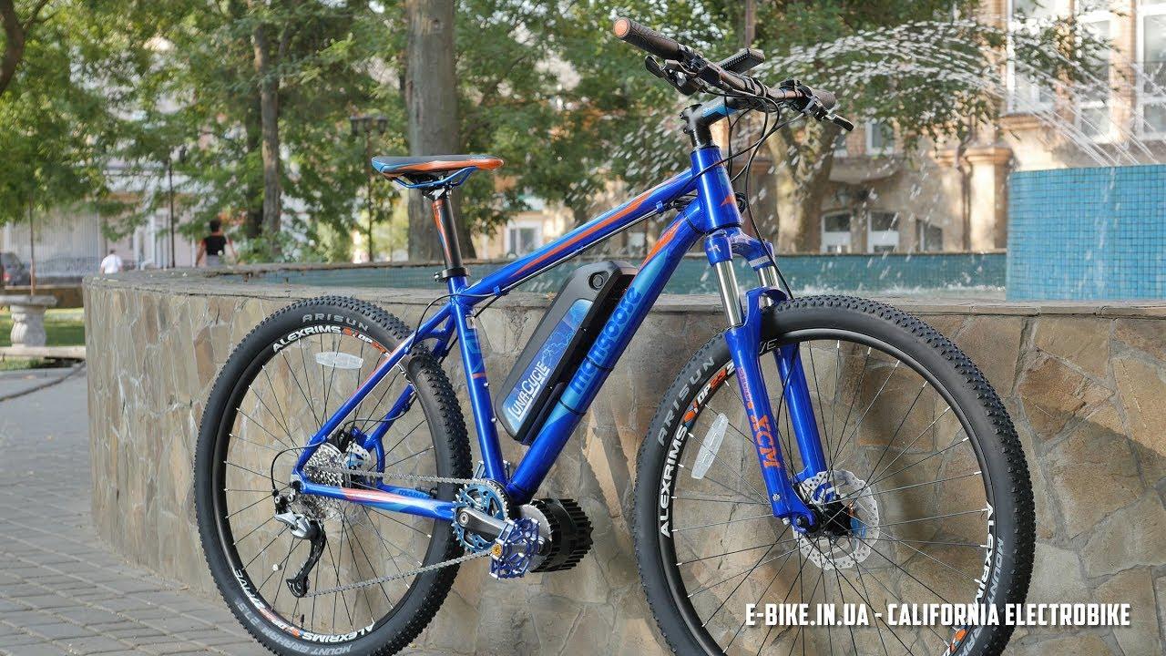 Электровелосипед ssr motorsports 500w sand. Велосипед горный 26