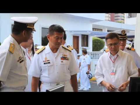 UDMC Exhibit at the Philippine Navy Day '09