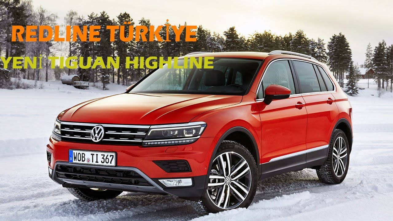 volkswagen tiguan highline nceleme redline t rkiye. Black Bedroom Furniture Sets. Home Design Ideas