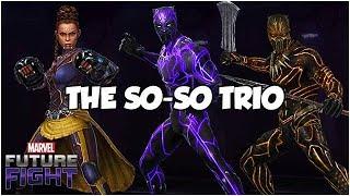 THE SO-SO TRIO - Marvel Future Fight