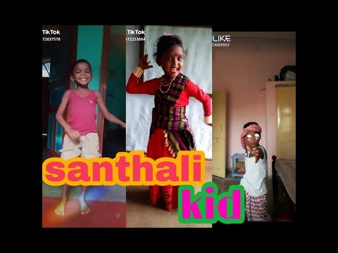 santali-kids-video-song-2019//-tik-tok-like-app-more-masti-//