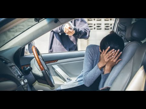 South Africa car jacking