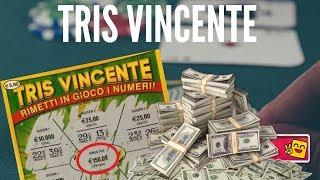 Gratta e Vinci   Tris Vincente   SI VINCE ?!?