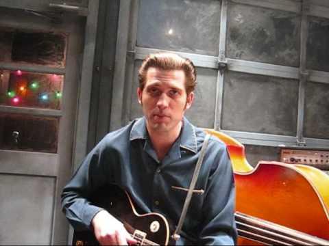 Million Dollar Quartet's Rob Lyons